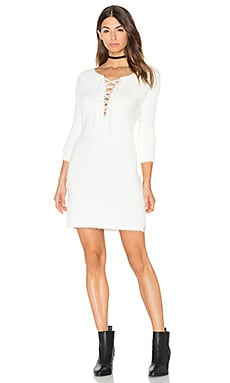 Knot Sisters Shores Dress in Cream