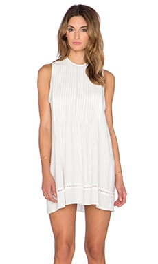 Knot Sisters Morning View Dress in Cream