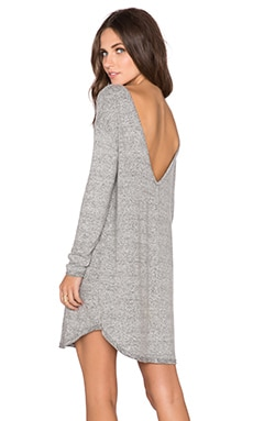 Knot Sisters Montana Tunic in Grey Heather