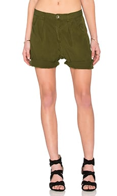 South Side Short in Army Green