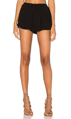 Knot Sisters Houston Short in Black