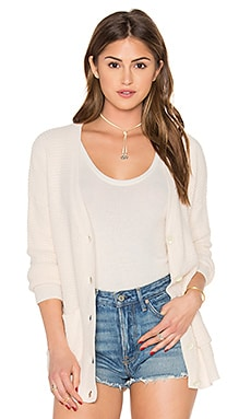 Knot Sisters Hamptons Cardigan in Cream