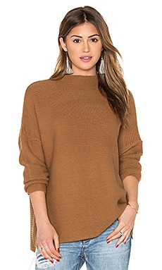 Knot Sisters Scotland Sweater in Camel