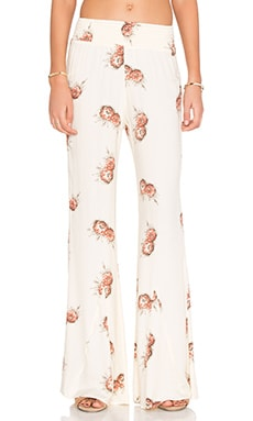 Montauk Pant in Cactus Flower