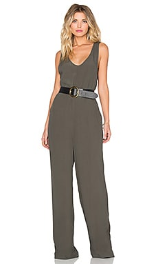 Jude Jumpsuit in Olive