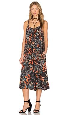 Knot Sisters Barbados Jumpsuit in Tropicali