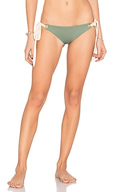 Destination Reversible Bottom in Army Green & Bone