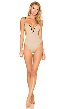 Reversible Golden One Piece