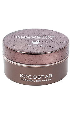 ANTIFAZ TROPICAL EYE PATCH COCONUT KOCOSTAR $34