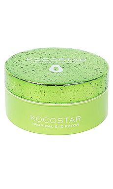 Tropical Eye Patch Papaya KOCOSTAR $34