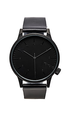 Komono Winston Regal in All Black