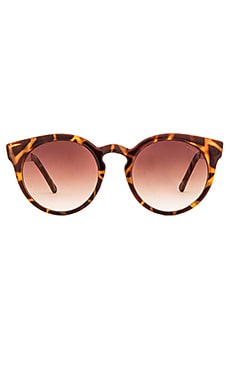Komono The Metal Series Lulu in Tortoise & Rose Gold