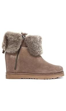 Koolaburra La Volta Boot with Fur in Seta