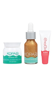 Slip into Summer Kit Kopari $28