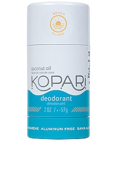 DÉODORANT COCONUT Kopari $14 BEST SELLER