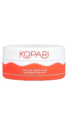 Coconut Detox Mask Kopari $38
