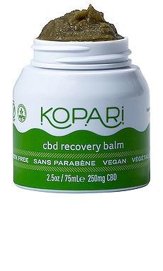 BÁLSAMO CORPORAL CBD Kopari $45