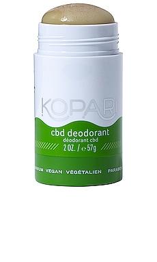 CBD Deodorant Kopari $18