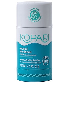 Natural Aluminum-Free Coastal Deodorant Kopari $14 BEST SELLER