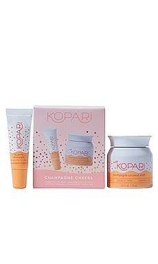 Champagne Cheers Kit Kopari $23