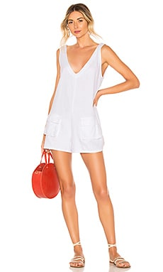 Tammy Playsuit KOPPER & ZINK $95