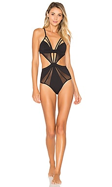Harper One Piece in Black