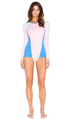 T-SHIRTS DE BAIN SELENE SURF