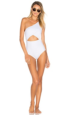 Calypso One Piece in White