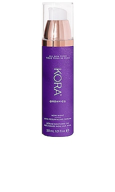 Noni Night AHA Resurfacing Serum KORA Organics $72