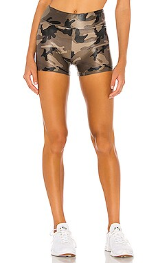 Hot High Rise Infinity Shorts KORAL $65 BEST SELLER