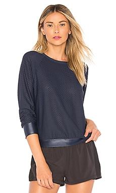 Фото - Пуловер sofia - KORAL синего цвета