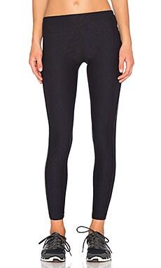 koral activewear Kaiken Dynamic Duo Legging in Black