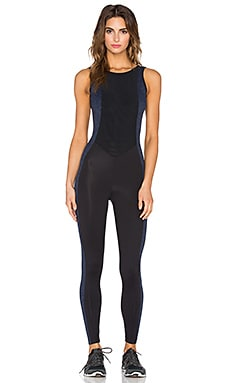 koral activewear Agility Jumpsuit in Navy & Black