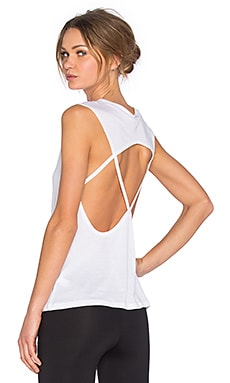 koral activewear Aura Tank in White