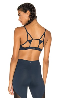 Element Sports Bra in Midnight Blue