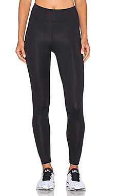 Drive High Rise Legging en Noir