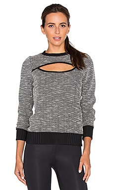 Breach Open Front Pullover