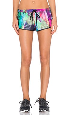 koral activewear Belize Galaxy Short in Belize