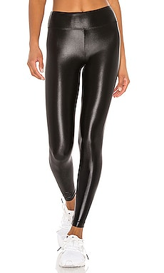 koral activewear Lustrous Legging in Black