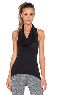 koral activewear Breeze Stratum Hoodie in Black