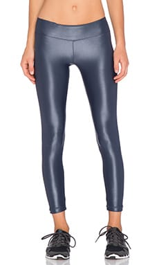 Lustrous Legging in Cool Grey