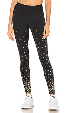 Stellar High Rise Impression Leggings KORAL $120