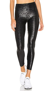 Lustrous High Rise Infinity Legging KORAL $96 BEST SELLER