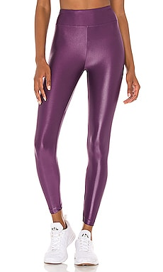 Lustrous High Rise Legging KORAL $88