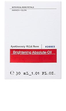Wild Rose Brightening Absolute Oil Korres $54 BEST SELLER