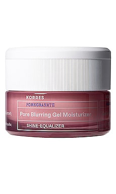 Pomegranate Pore Blurring Gel Moisturizer Korres $36 BEST SELLER