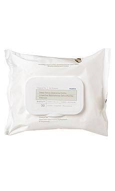 Olympus Tea Deep Detox Cleansing Cloths Korres $15