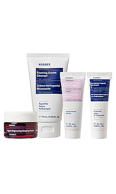 Passport to Greece Skincare Set Korres $54