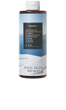 White Grape Shower Gel Korres $23