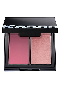 CRÈME BLUSH ET ILLUMINATRICE COLOR & LIGHT CREME Kosas $34 BEST SELLER